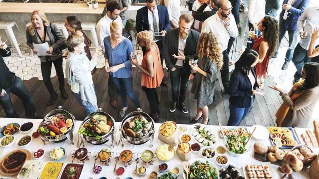 Nos 7 recettes de mises en bouche pour vos soirées d'entreprise